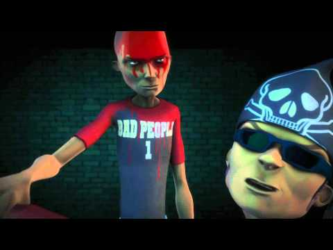 DUTTY BWOY Episode 3_Boltman and the Terror of Lord Evil