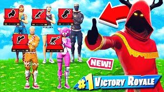 DEAL or NO DEAL *NEW* Game Mode in Fortnite Battle Royale