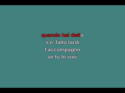 Montagne verdi [karaoke]