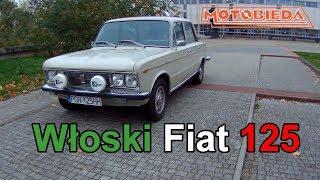 Fiat 125 Special - test bez porównywania do 125p - MotoBieda
