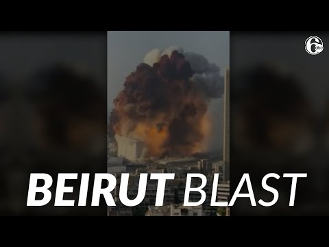 Beirut blast: Lebanon putting some port officials on house arrest after explosion kills at least 100