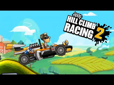 Hill Climb Racing 2 #20 - Android Gameplay - Best Android Games 2018 - Droidnation - 동영상