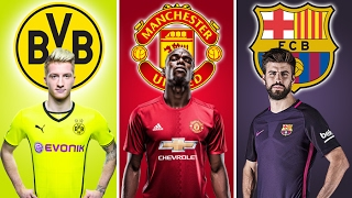 25 Famous Players Who Returned To Their Previous Clubs