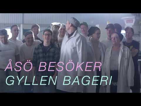 ÅSÖ BESÖKER - Gyllen Bageri