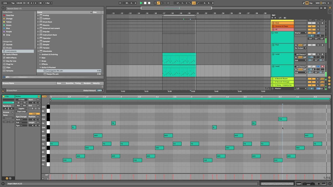 How To Make Grime / Electro | Ableton Live 10.1 | Part 1