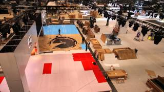 New York International Auto Show Time Lapse