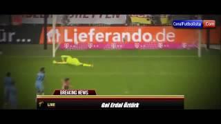 Bayern Munich 1- 0 Manchester City  20- 07- 2016 Gol Erdal Öztürk