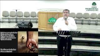 Em Nome do Senhor - 1ª Samuel 17.41-54 - Rev. Eduardo Venâncio
