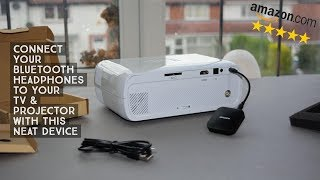 Best Amazon Low Latency Bluetooth Transmitter  - GooBang Doo FM01