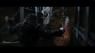Ловушка для Смауга. Дракон направляется в Озёрный город. HD