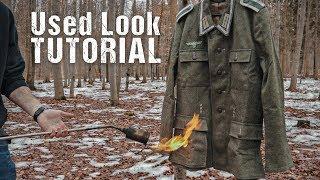 Wehrmacht M43 Feldbluse - Unteroffizier, Ausrüstung & Used-Look - Tutorial [1080p]