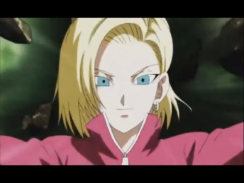 Android 18 Eliminates Herself To Save 17