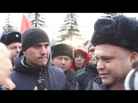 Смотреть Николай Бондаренко договаривается с полицейскими онлайн