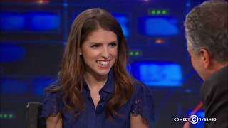 Anna Kendrick on The Daily Show