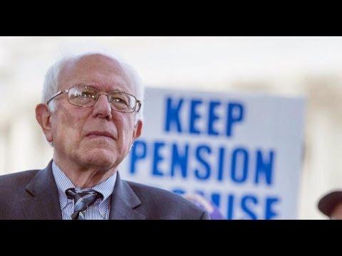 Bernie Sanders Targeted by Push Poll in Nevada