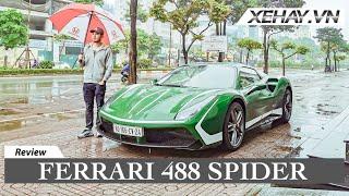 Mang Ferrari 488 đi chạy Grab mùa dịch Covid | XE HAY
