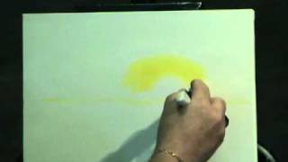 Painting Sunsets Part 1 - Quick Tip
