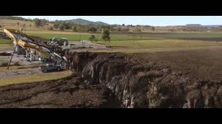 Съемки фильма «Разлом Сан Андреас» без наложенных спецэффектов