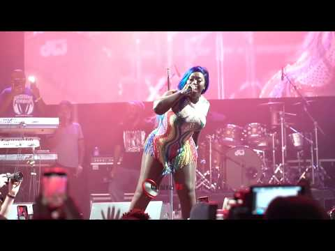 Spice Official Live At 9 Mile Music Festival [spice Twerk Spring Break Miami Carnival 2019