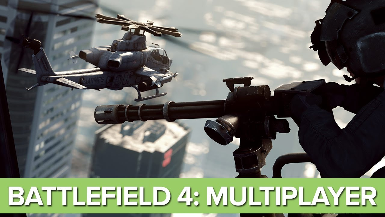 Battlefield 4 Multiplayer at E3 2013: Interview with Multiplayer Producer - Siege of Shanghai