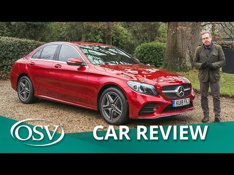 Mercedes C-Class Saloon 2019 is more comfortable and much more efficient