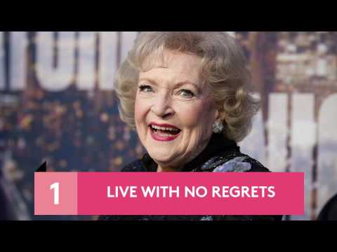 Betty White's Best Quotes About Aging Gracefully
