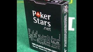 Посылка с Aliexpress/карты Poker Stars/посылка из Китая