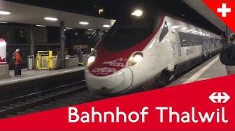 Bahnhof Thalwil | SBB