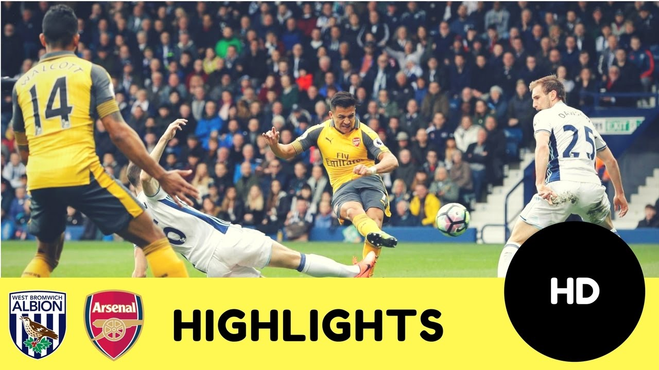Download West Brom vs Arsenal 3-1 - All Goals & Highlights - Premier League 18/03/2017 HD