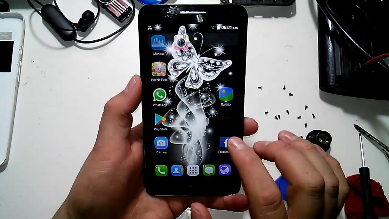 Alcatel One Touch 5025g Reparaci U00f3n De Touch