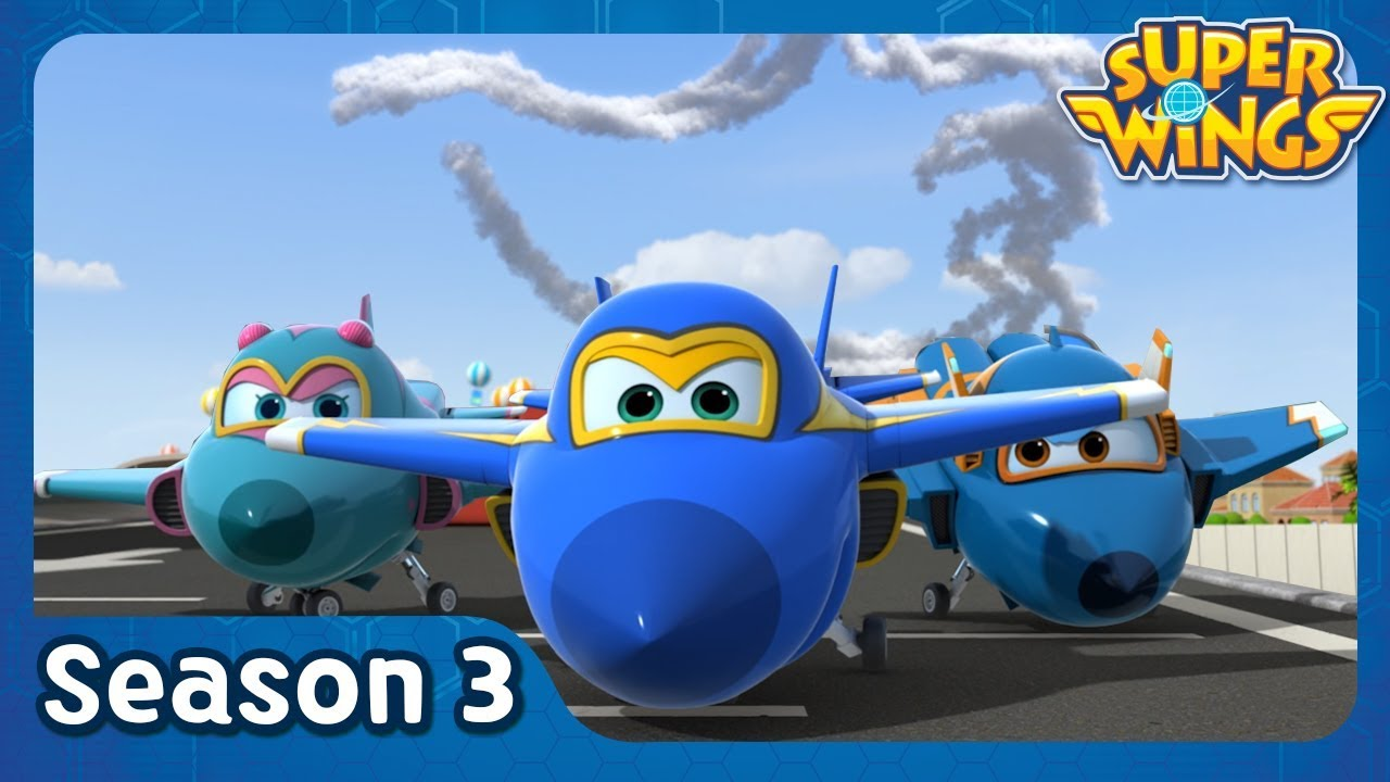 Super Wings Season 3