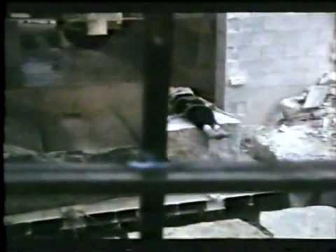 Buzzsaw peril scene from an horror movie