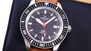 certina DS PH200M Review - Best release from Baselworld 2018?
