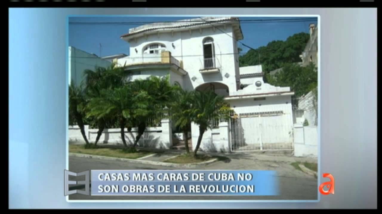 Las 5 Casas Mas Caras De Cuba A La Venta America Teve