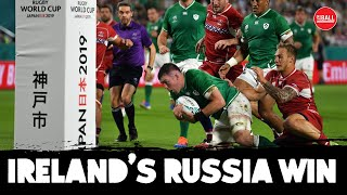"""""""Turf it in the bin and never speak of it again"""" – Keith Wood on Ireland's Russia performance"""
