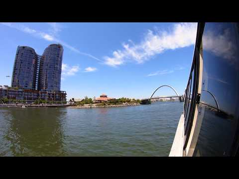 Perth Ferry Time-lapse