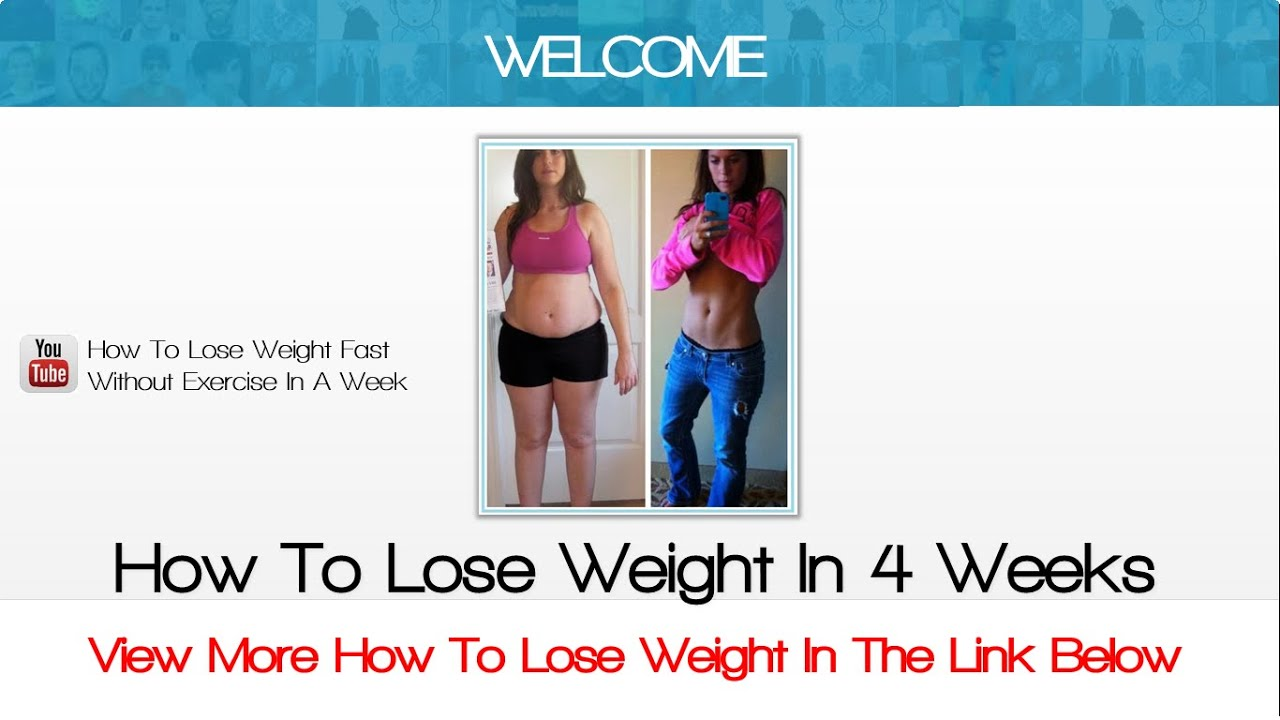 How to lose weight in a week How to lose weight in a week: exercises, reviews 37