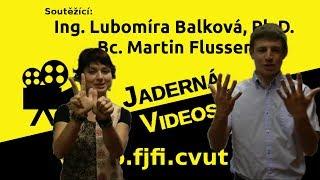 Jak násobit bez násobilky - Ing. L. Balková, Ph.D. a Bc. M. Flusser (Jaderná Videosoutěž)