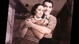 "Jacques Pills "" Mon ange ""  1948"