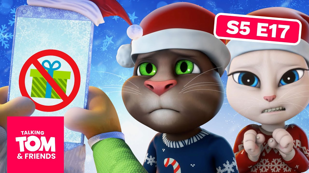 Download Santa's Phone - Talking Tom & Friends | Season 5 Episode 17