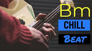 Heart Set Chill Beat Backing Track in B Minor
