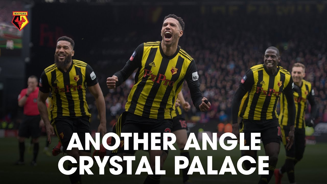 watford are in the fa cup semi finals capoue gray. Black Bedroom Furniture Sets. Home Design Ideas