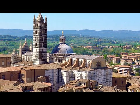 Siena, Italy - 4K 🇮🇹