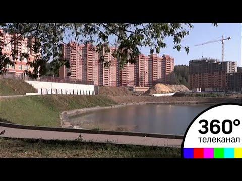 В микрорайоне Южный Котельников планируют обустроить парк