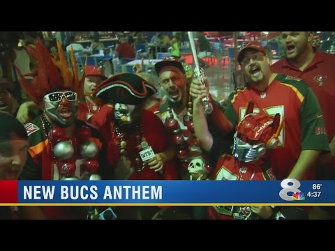 New Bucs Anthem