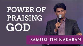 The Power Of Praising God (English - Hindi) | Samuel Dhinakaran