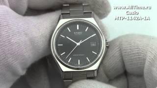 Мужские японские наручные часы Casio MTP-1142A-1A(Подробное описание: http://www.alltime.ru/catalog/watch/374/casio/detail.php?ID=60498&back=list., 2013-09-03T14:02:50.000Z)
