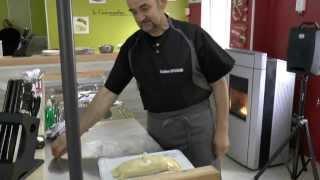 Apprendre à faire le Pâté en Croûte du Général** à l'Atelier B de Jonchery (52).