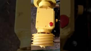 Огляд і перевірка 3-х швидкісних коробок для насоса НБ 32-50