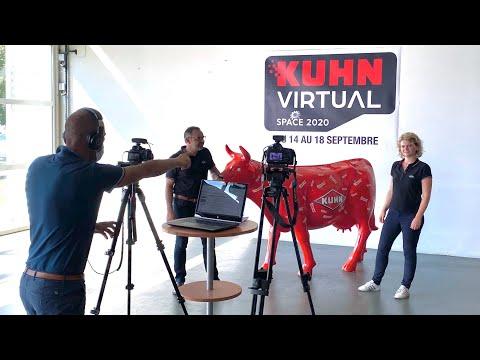 KUHN - LANCEMENT KUHN VIRTUAL SPACE - YouTube